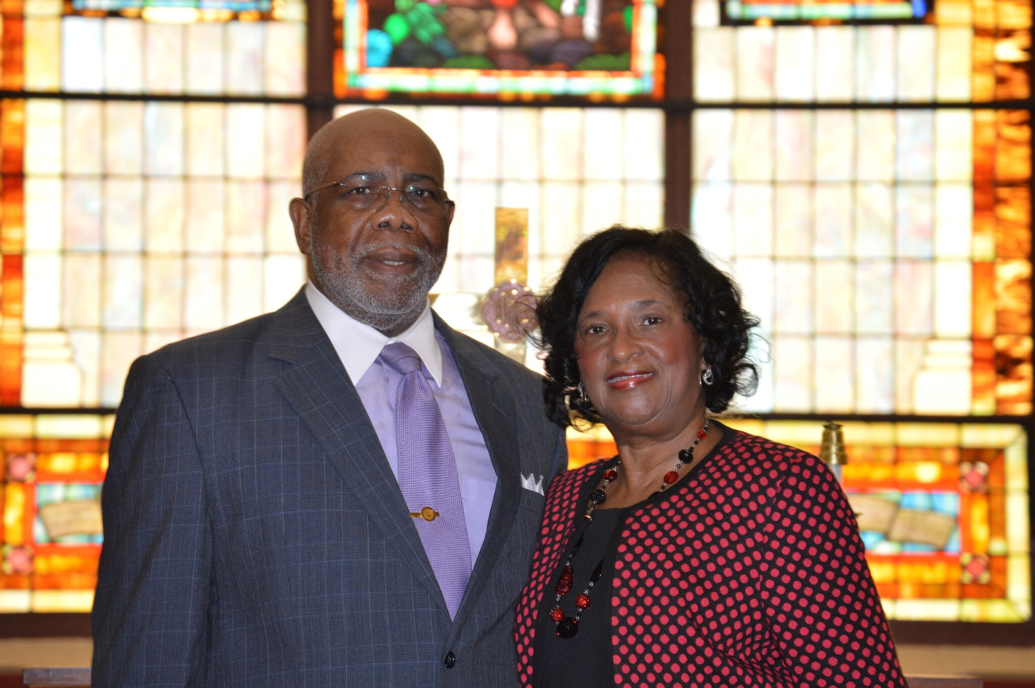 Rev and Mrs